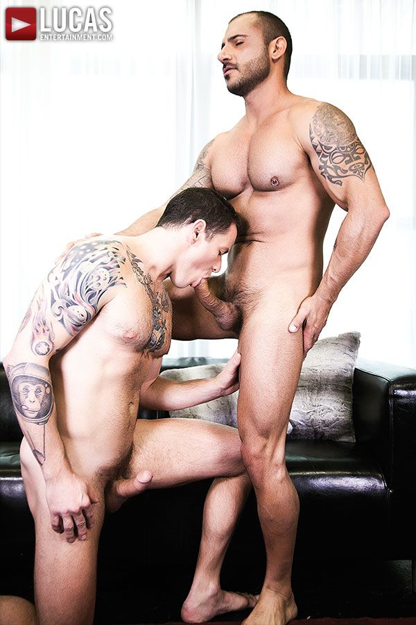 Pedro Andreas Gives Max Cameron Some Extra Uncut Raw Cock This Friday