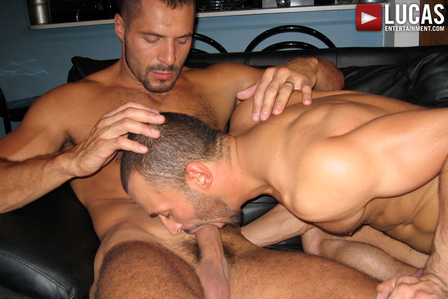 Counting Down Lucas Entertainment's Best Content Featuring Muscle Bears | Scenes 08 – 07