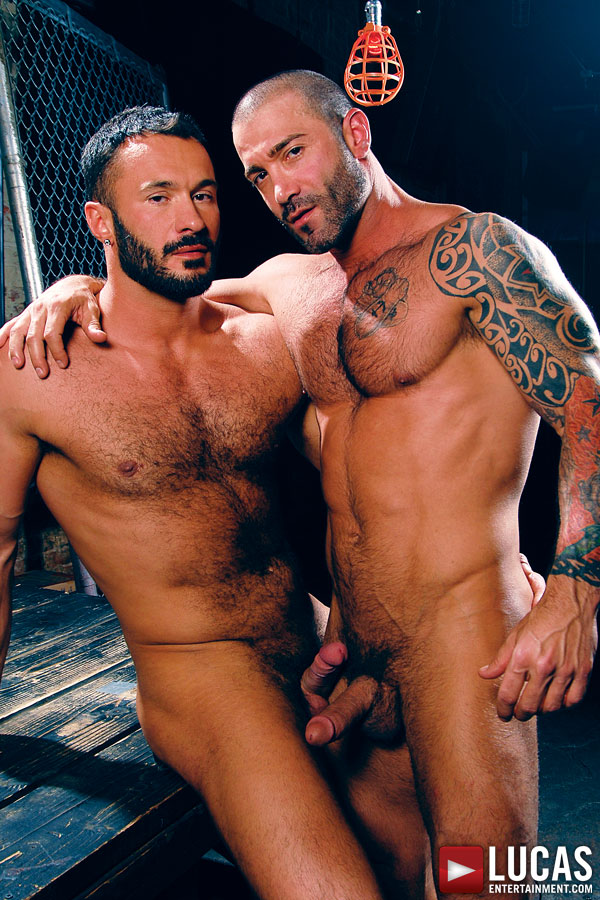Counting Down Lucas Entertainment's Best Content Featuring Muscle Bears | Scenes 10 – 09