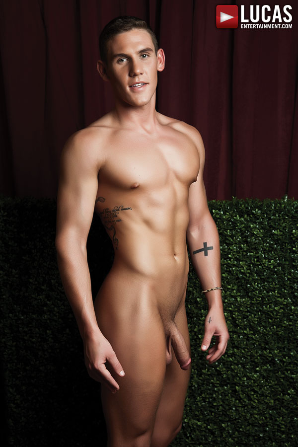 Meet Brent Alex… Lucas Entertainment's New Exclusive Model