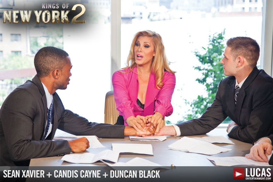 Candis Cayne | Caitlyn Jenner | Sean Xavier | Duncan Black | Gay Porn Picture 01