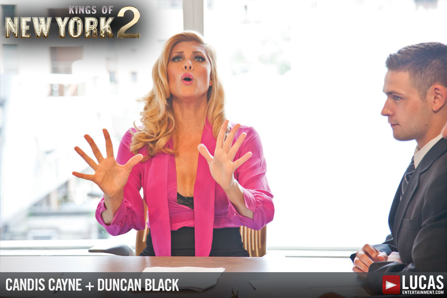 Candis Cayne | Caitlyn Jenner | Sean Xavier | Duncan Black | Gay Porn Picture 09