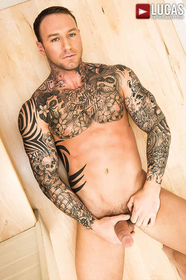 Take A Closer Look At Dylan James, Our Hot New Lucas Entertainment Exclusive