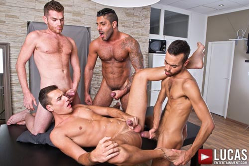 Hungry for Some European Cock? This Scene Is Just the Beginning!