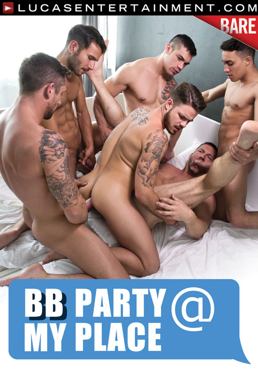 Pre-Order BB PARTY @ MY PLACE On DVD Or Download From The Lucas Store Now