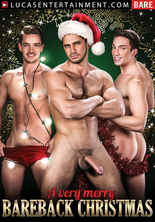 A Very Merry Bareback Christmas Now On Sale For DVD And Digital Download
