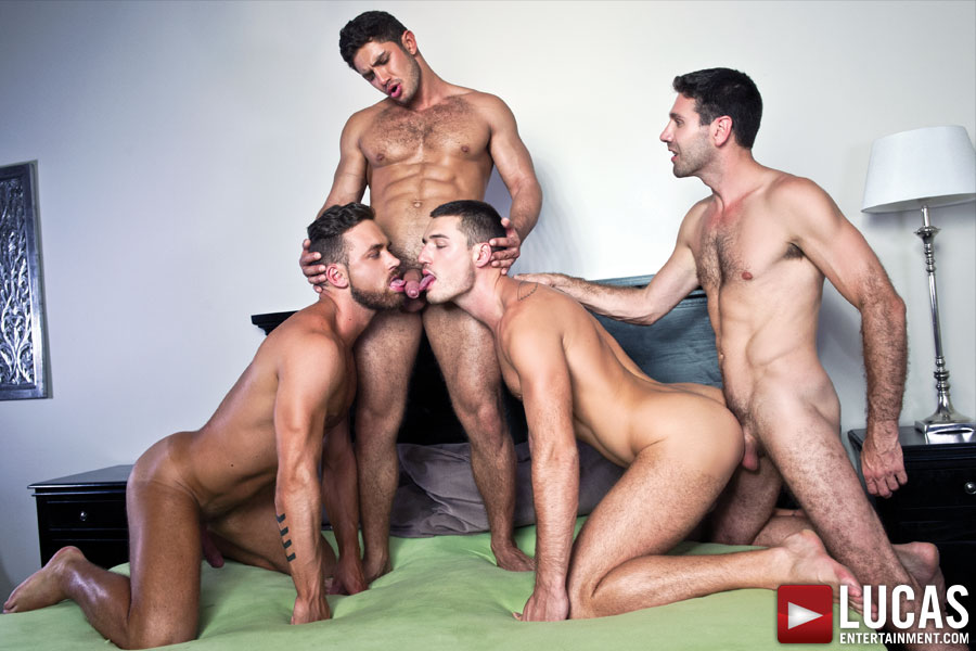 Dato Foland Stars Alongside Theo Ford, Logan Moore, And Craig Daniel