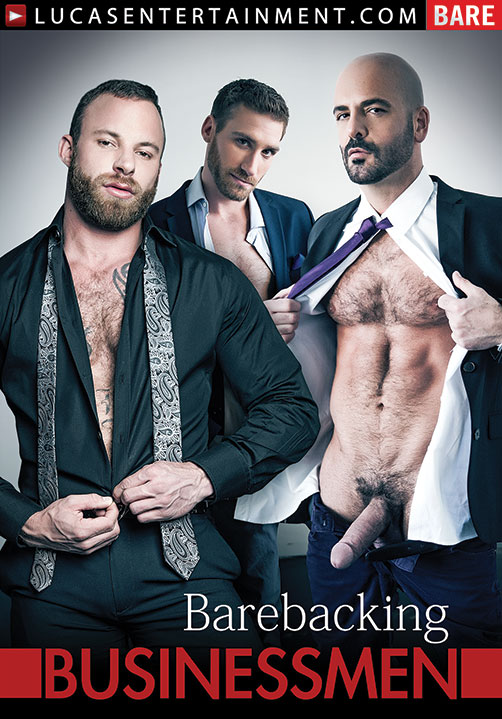 Pre-Order Gentlemen 13: Barebacking Businessmen Today