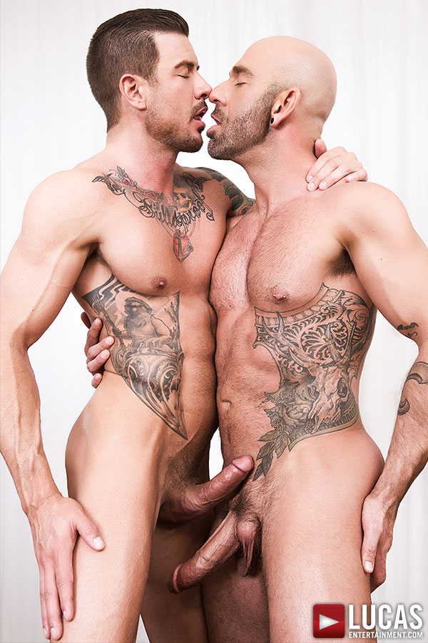 Drew Sebastian And Dolf Dietrich Make Passionate, Raw Love This Monday