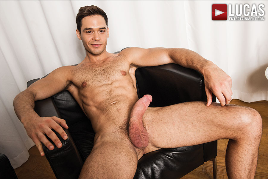 Learn More About Leo Alexander, Lucas Entertainment's New Exclusive Model