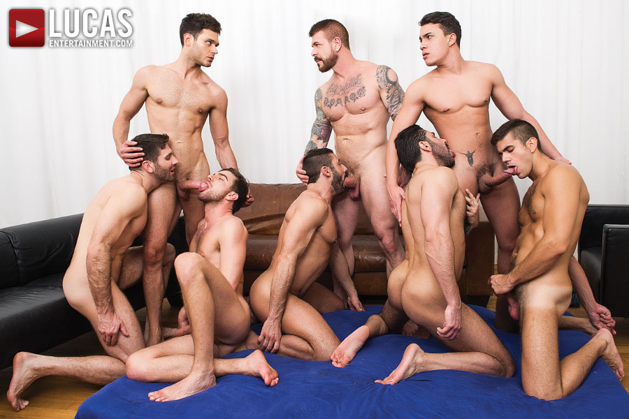 Rocco Steele's Breeding Party 03