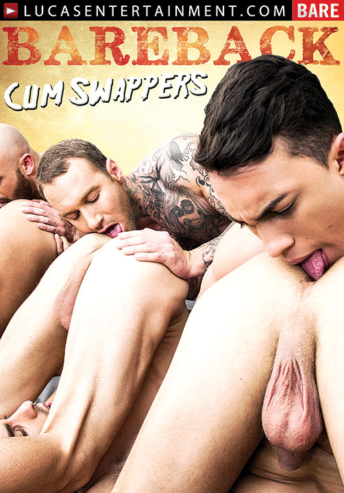 Pre-Order 'Bareback Cum Swappers' Today And Save 20 Percent