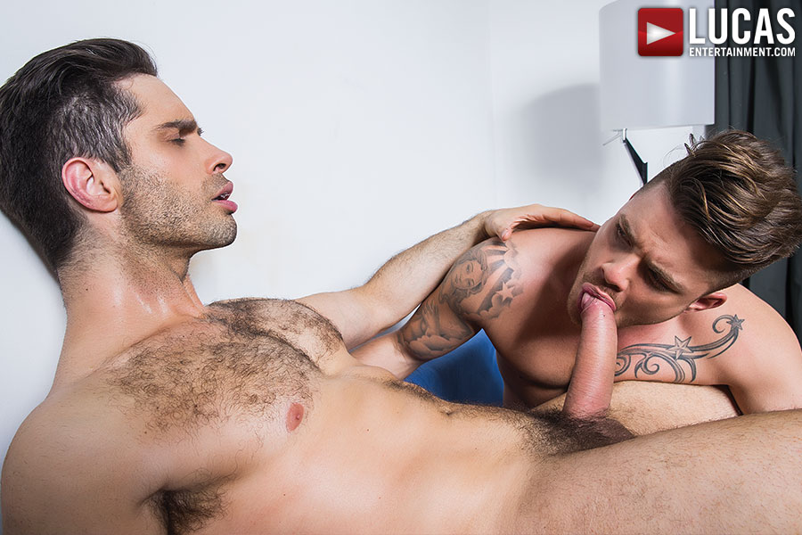 Fabio Lopez Returns This Friday To Bottom For Michael Lucas