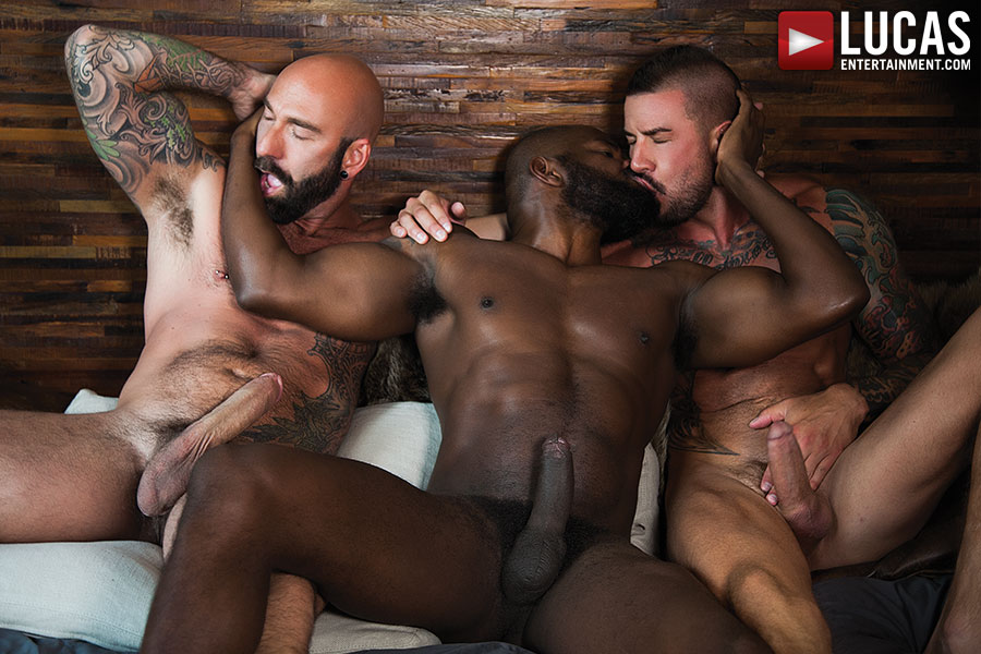 Gay interracial scenes
