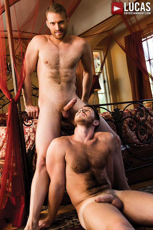Friday: Boyfriends Spencer Whitman And Evan Lance Suck And Fuck