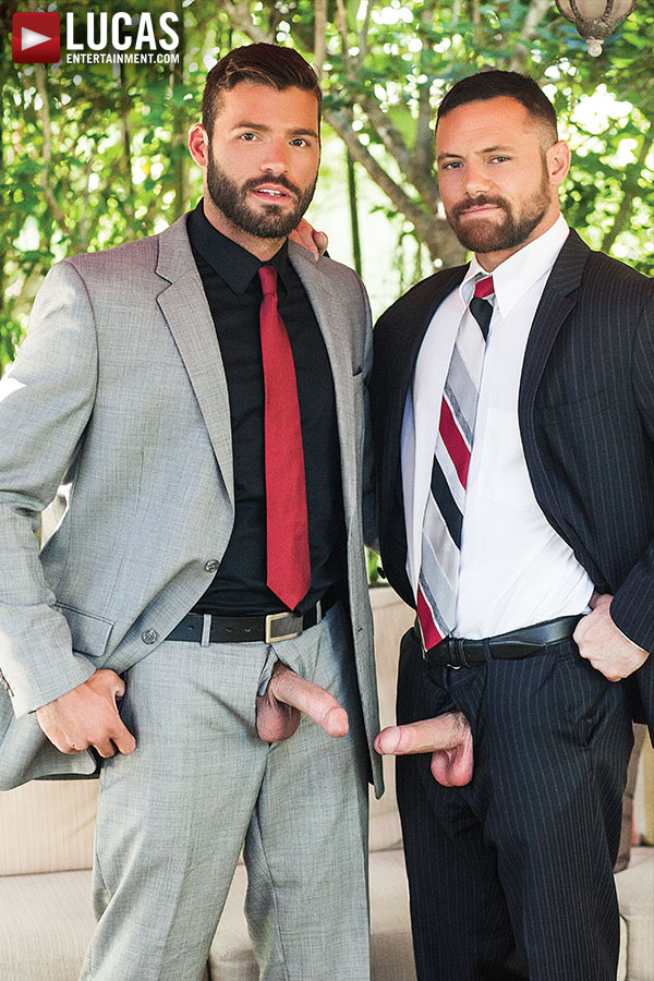 Xavier Jacobs And Sergeant Miles Clean Up Well… Before They Strip It All Off