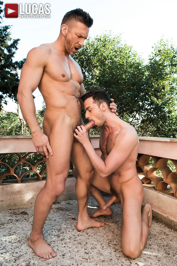 Damon Heart Finds A Daddy In Tomas Brand This Friday