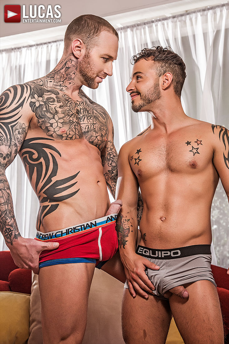 Rafael Lords Returns To Take Dylan James In His Ass