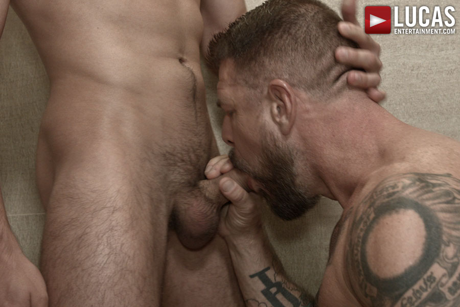 Gay blowjob trailers college boys and 4