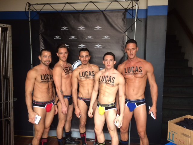 The Lucas Entertainment Men At Mr. S Leather