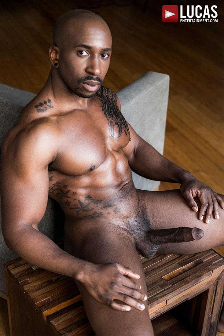 Max black naked