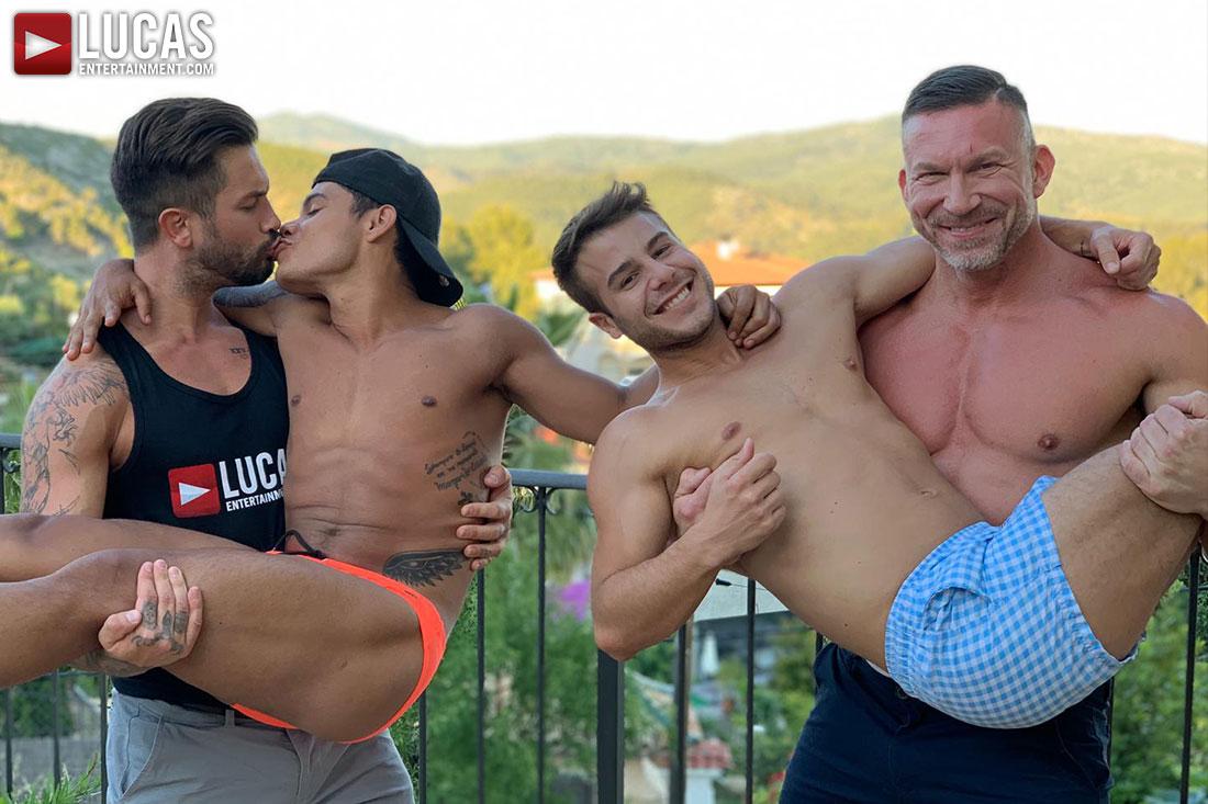 Andrea Suarez Gay Porn Xvideos lucasmen   bts   lucas entertainment